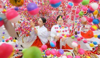 Japonya Fotoğraf Günlüğü: Renkli Güzellikler