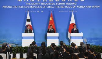 Liderler ticareti ve bölgesel güvenliği görüştü.