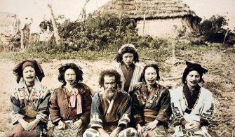 """Japonya'nın Yok Olan Kültürü """"Aynular"""""""