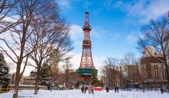 Sapporo, 2030 Olimpiyatlarına ev sahipliği yapmak istiyor.