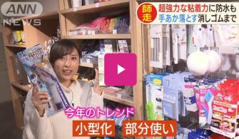 Japonya'da Büyük Yıl Sonu Temizliğinin Başlamasıyla Birlikte Temizlik Ürünlerini Tanıttık