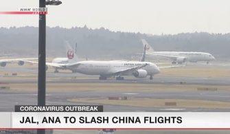 JAL ve ANA Çin uçuşlarını askıya alıyor