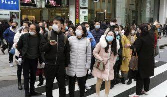 En az 400.000 Çinli yolcunun Mart ayının sonuna kadar Japonya ziyaretlerini iptal etmesi bekleniyor
