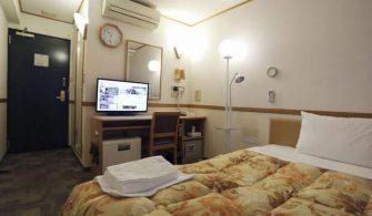 Japonya'da koronavirüs hastaları için özel otel odaları ayrıldı