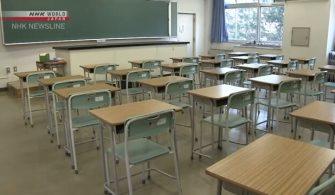 Japon Hükümeti yeni okul yılının eylül ayında başlamasını planlıyor