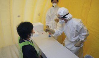 Virüs testi hakkında hükümet heyetinden inceleme kriterleri