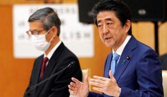 Japonya olağanüstü hali 31 Mayıs'a kadar uzatacak