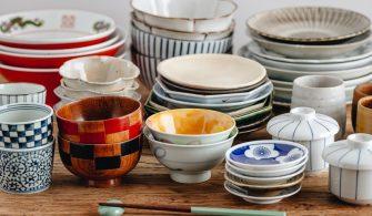 Japon sofra düzeninin dört temel unsuru ile mükemmel yemek masası hazırlayın