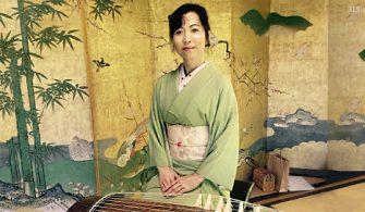 Japon Müziğinin Türkiye'deki Temsilcisi Atsuko Suetomi