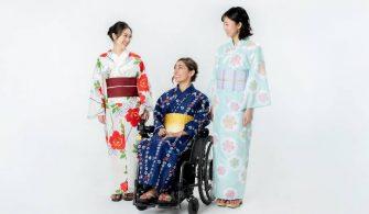 """Kimono üreticisi Yamato, giyimi son derece kolay olan yeni """"Yukata""""yı tanıttı"""
