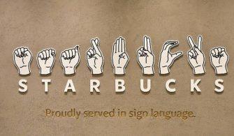 Japonya'nın ilk işaret dilli Starbucks'ı Tokyo'da açılıyor