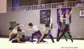 Online Japonya Erkek Ritmik Cimnastik Şampiyonası 2020