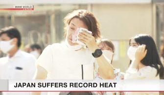Tokyo'da yüksek sıcaklık nedeniyle 9 günde 26 kişi hayatını kaybetti