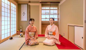 Japonya'nın Nara Şehrinde Çay Seramonisine Davetlisiniz