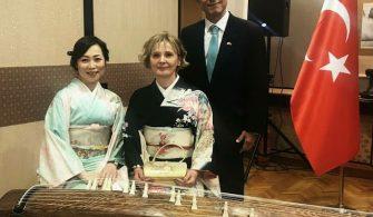 Röportaj: Japon Müziği ve Sanatları Derneği Başkanı Ayşegül ATMACA